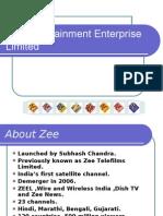 Zee Entertainment Enterprise Limited
