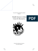 NHA2 Booklet - Health System in India