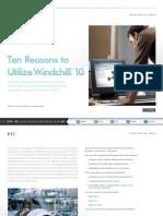 Ten Reasons Utilize Windchill 10 eBook