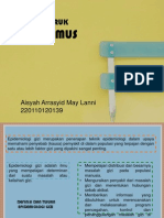 Presentation MARASMUS