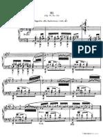 Alkan Charles Valentin Concerto Mouvement III 6957