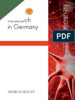 Research in Germany Neurosciences WEB