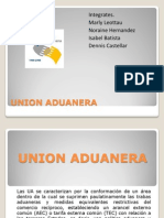 Diapositivas Union Aduanera (Ultimo)