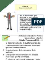 Dictamen Del Contador Publico Independiente Sobre Los Estados