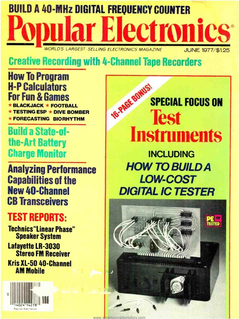 pe197706 pdf compact cassette telecommunications engineering rh es scribd com
