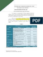 SELECCIÓN DE MERCADOS Y SCREENING DE EXPORTACION – PIURA