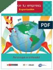 Manual de Emprendimiento para Exportacion
