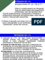 Slides Retencao INSS.recife2014 Dir.previdenciario HugoGoes