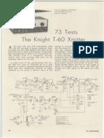 T 60 Transmitter 3 62