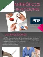 Los Antibióticos y Las Inyecciones
