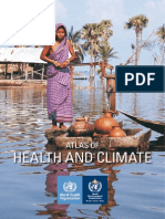 Wmo_1098 - Atlas of Health and Climate