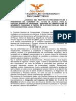 Dictamen de Procedencia del Registro  Precandidata/os a Diputados/as 2014-2015