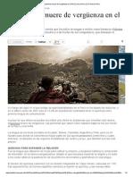 El Quechua Muere de Vergüenza en El Perú