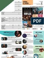 Cinema Janvier 2015 Trets