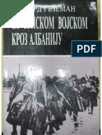 Герхард Геземан, Са српском војском кроз Албанију 1915-1916, Српска књижевна задруга, Београд 1984.