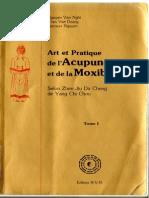 Art Et Pratique de l'Acupuncture Et de La Moxibustion 1