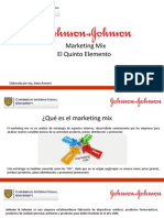Marketing Mix Johnson&Johnson