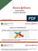 Marketing Mix Johnson&Johnson