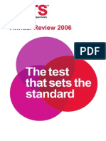 IELTS Annual Review 2006 v6