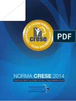 Norma Crese 2014