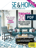 House & Home Jan 2015