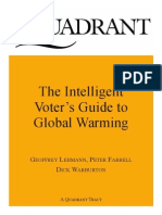 The Intelligent Voters Guide to Climate Change