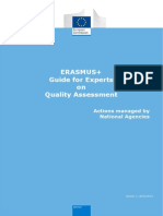 Expert Guide to Assessing Erasmus+ applications