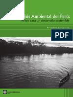 Analisis Ambiental Del Peru Retos Para El Desarrollo Sostenible