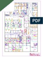 Planta Arquitectura 2do Piso