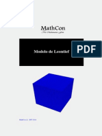 Economia de Leontief