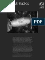 Bussard Ramjet Spaceship Papercraft by Rocketmantan-d4m9alf