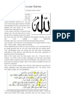 Khaled Hamid_ Do Not Insult Allah; He is Your God Too