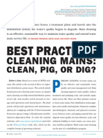Best Practices Cleaning Mains_Clean, Pig, OrDig