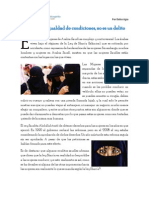 Artículo de Prensa