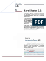 Kara Effector [Tomo 09]