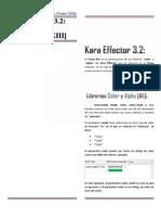 Kara Effector [Tomo 13]