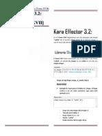 Kara Effector [Tomo 17]