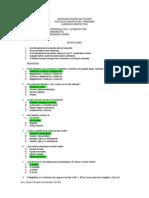 Examen de Int. a La Historia Del Arte y Arquitectura 2 014 - 2 015