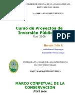Cap1.4-Marco Conceptual de La Conservacion V