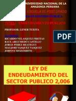 Clase 9 Servicio de La Deuda.