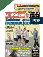 LE BUTEUR PDF du 13/01/2010
