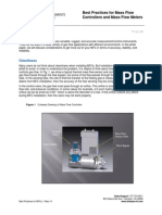 Best Practices for MAss Flow White Paper 2014