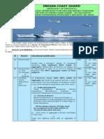 Indian Coast Guard Posts