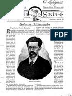 Ciencia Social Año II (2° época), n° 05, noviembre de 1898