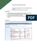 Configurar PC Runtime