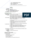UT Dallas Syllabus for ce3311.001.10s taught by Bhaskar Banerjee (bxb073000)