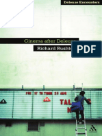 Rushton Richard Cinema After Deleuze Deleuze Encounters