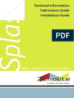 Allplastics - Zenolite Technical Details (1)