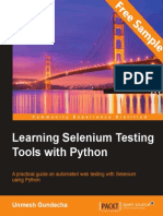 9781783983506_Learning_Selenium_Testing_Tools_with_Python_Sample_Chapter