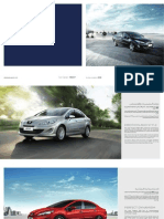 Peugeot 408 Brochure